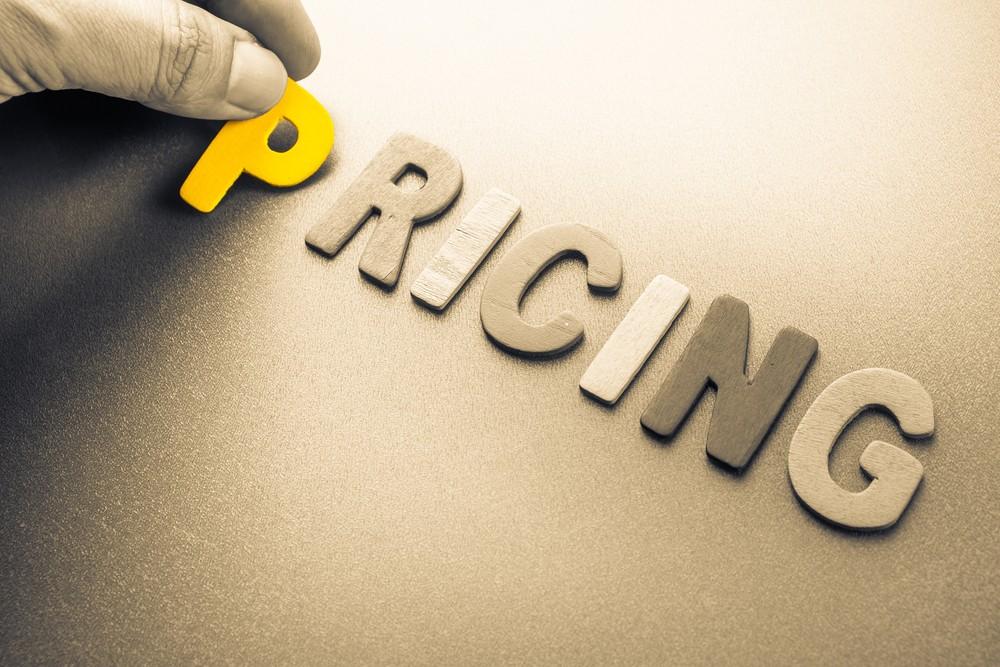 Sales Pricing
