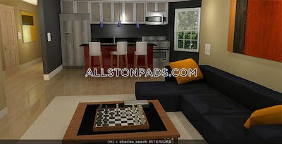 Allston Apartment for rent 4 Bedrooms 2 Baths Boston - $5,100
