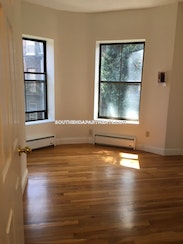 South End Apartment for rent 3 Bedrooms 1 Bath Boston - $4,100